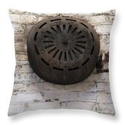 The Heights 3 Throw Pillow