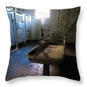 The Heights 5 Throw Pillow