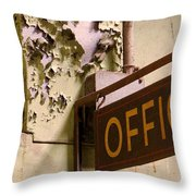 The Heights 6 Throw Pillow