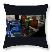 The Heights 7 Throw Pillow