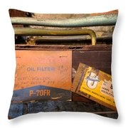 The Heights 8 Throw Pillow