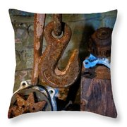 The Heights 9 Throw Pillow
