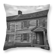 The Henry House Throw Pillow