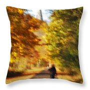 The Heritage Trail Throw Pillow