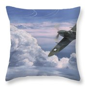 The High Country Throw Pillow