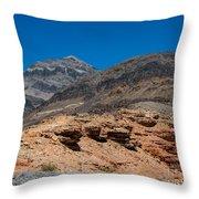The Hillside Throw Pillow