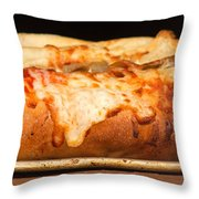 The Hoagie Throw Pillow