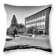 The Holland Library - Pullman Washington Throw Pillow