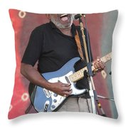 The Holmes Brothers Throw Pillow