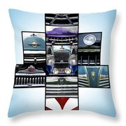 The Holy Grille Throw Pillow