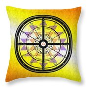 The Holy Science Throw Pillow