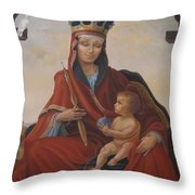 The Holy Spirit Throw Pillow