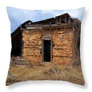 The Homestead 2 Throw Pillow