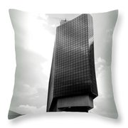 The Hyatt Downtown Columbus Throw Pillow