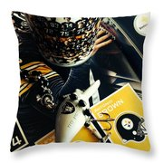 The Immaculate Reception 2 Throw Pillow