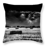 The Impending Storm Throw Pillow