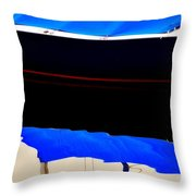 The Inner Side Of Surface - Limited Edition  Throw Pillow