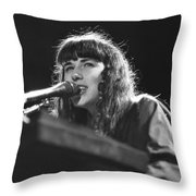 The Innocence Mission Throw Pillow