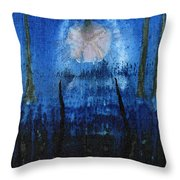 The Isolate Slow Faults Throw Pillow