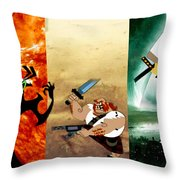 The Jack Throw Pillow