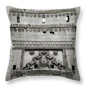 The Jaisalmer Fort Throw Pillow