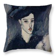 The Jewess Throw Pillow