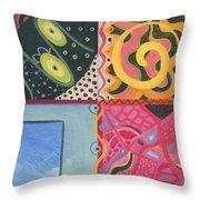 The Joy Of Design I X Part 2 Throw Pillow