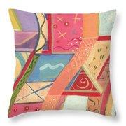 The Joy Of Design X I X Throw Pillow