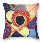 The Joy Of Design X X Throw Pillow