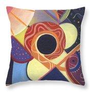 The Joy Of Design X X Part 2 Throw Pillow