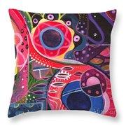 The Joy Of Design Xlll Throw Pillow