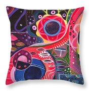 The Joy Of Design Xlll Part 2 Throw Pillow