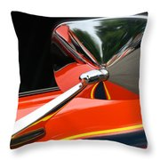 The Judge Throw Pillow