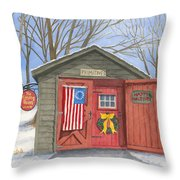 The Keeping Room Throw Pillow