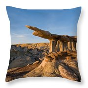 The King Of Wings 1 Throw Pillow