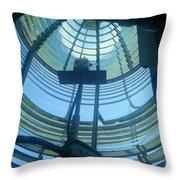 The Lantern Room  Throw Pillow