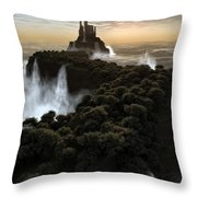 The Last Colony Throw Pillow
