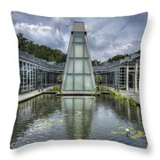 The Last Gateway Throw Pillow