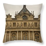 The Last Seat Of Power Throw Pillow