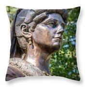 The Last Tsarita Throw Pillow