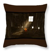 The Left Behind... Throw Pillow