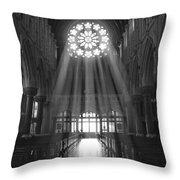The Light - Ireland Throw Pillow