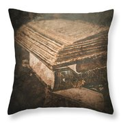 The Light Of Knowledge Throw Pillow by Loriental Photography