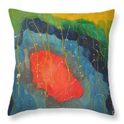 2012 The Light Of The Universe Throw Pillow