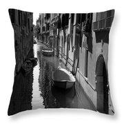The Light - Venice Throw Pillow