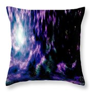 The Light Within Throw Pillow by Annie Zeno