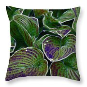 The Little Pond Throw Pillow