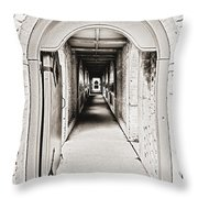 The Long Welcome 2 Throw Pillow