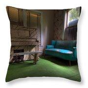 The Lounge Throw Pillow