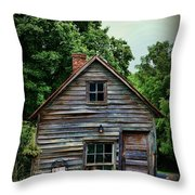 The Love Shack Throw Pillow